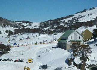 Perisher Valley Australia