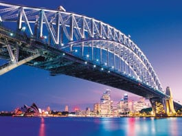 living and working in sydney