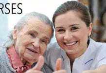 Private health insurance for elderly parents required