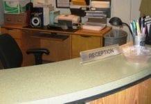 receptionist job in sydney