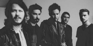 Interview with You Me At Six