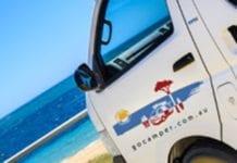 campervan hire in western australia
