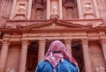 Petra, Jordan christmas and new year holiday deals