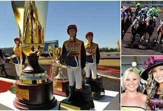 XXXX Gold Alice Springs Cup 2017