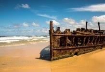 Tours to Fraser Island From Brisbane Queensland Australia