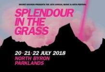 SPLENDOUR IN THE GRASS 2018