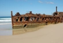 4WD Tour Fraser Island From Hervey Bay