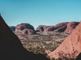 Visiting Kata Tjuta - Uluru's Little Sisters