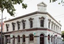 The Carringbush - BBM by Liam Matthews Abbotsford Melbourne Victoria