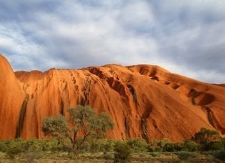 Visit Uluru Ayres Rock with Mulgas Adventure Tours