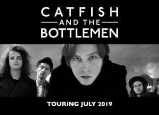 Catfish And The Bottlemen / Melbourne / Margaret Court Arena