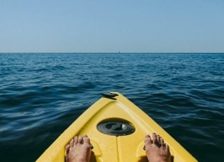 Best Places to Kayak in Melbourne Australia