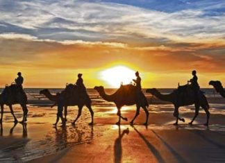 Perth to Broome Tours by Bus