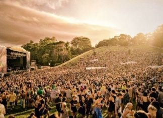 FALLS FESTIVAL DROP A HUGE 2ND LINEUP