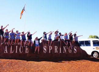 Darwin to Alice Springs Tours in January