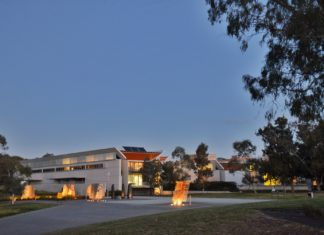 Galleries in Canberra