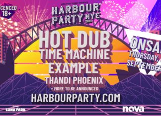 Harbour Party NYE 2019
