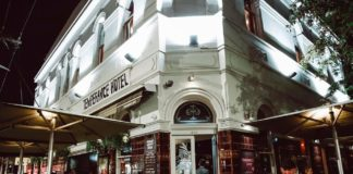 What's On at the Temperance Hotel Melbourne