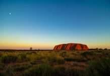 Sydney, Melbourne, Adelaide to Alice Springs by Campervan