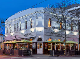 NEW YEAR'S EVE PARTIES & DINING ON SOUTHBANK AT TEMPERANCE HOTEL