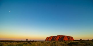 Facts About the Northern Territory Uluru