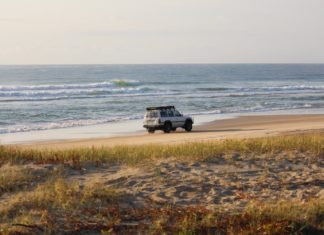Fraser Island 2-day Great Lakes Escape for Backpackers