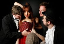 Jekyll &amp Hyde at Don Russell Performing Arts Centre Thornlie Western Australia