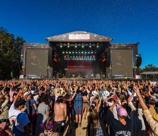 Splendour in the Grass Festival 2020