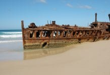 Things not to do in Fraser Island