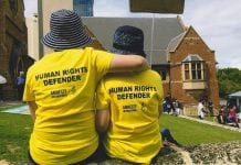 Amnesty Fremantle Meetings