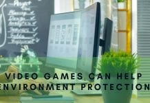 Video Games Can Help Environment Protection
